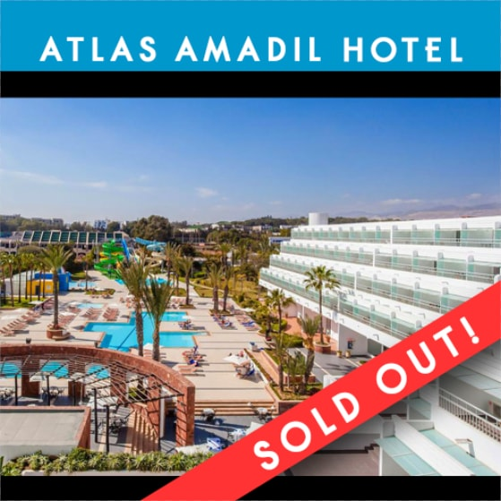 Amadil sold out